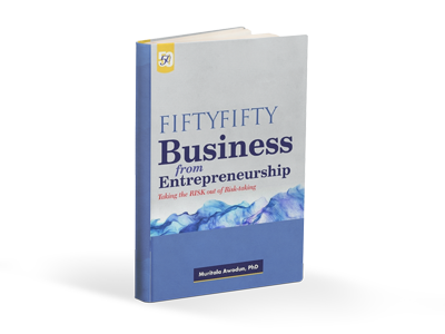 FIFTYFIFTY Business from Entrepreneurship